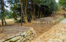 New Walkway to Souto Garden